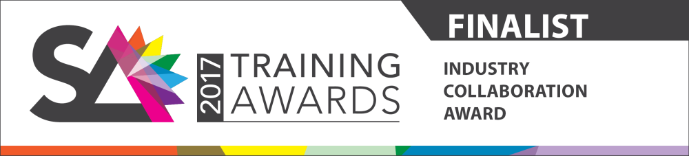 2017 SA Trainign Awards Finalist